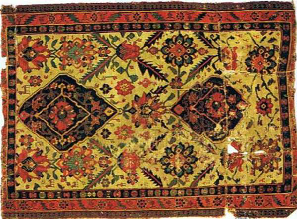 Magic Eastern Carpets In The Stories From 1001 Arabian Nights