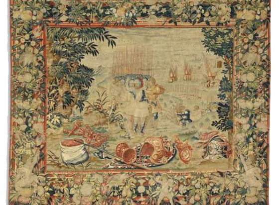 European Tapestry - co341