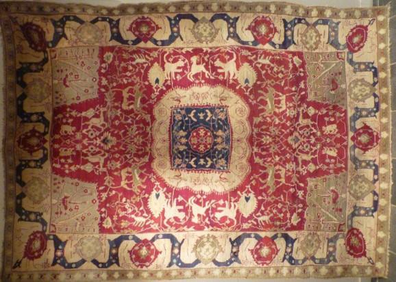 Agra Decorative Carpet - co533