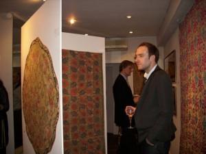 Antique Rugs Carpets and Antique Textiles Exhibition March 2011