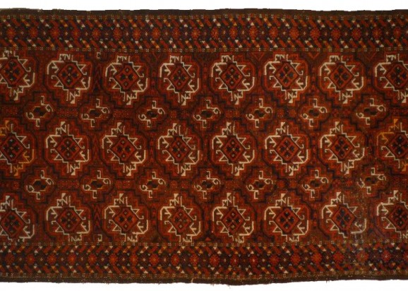 co590 - 19th Century Belouch Rug
