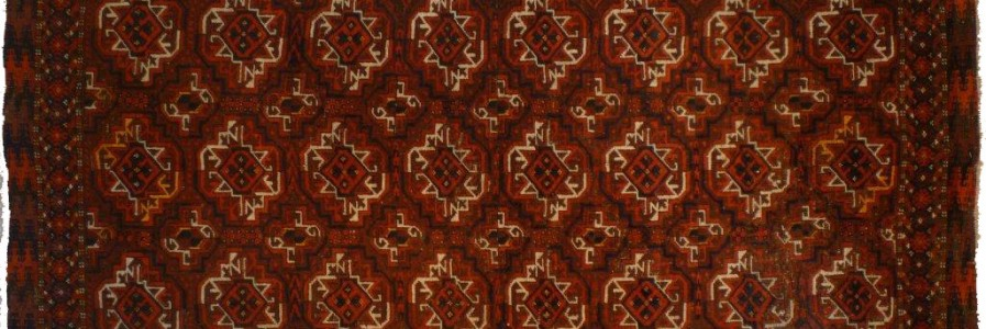 19th Century Belouch Rug co590