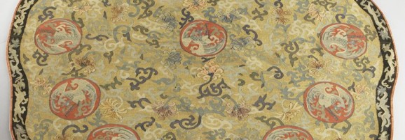 Chinese Ming Dynasty Rug