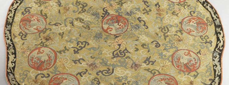 Ko-ssu, Fine Silk Woven Tapestry