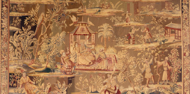 Antique Tapestries from Days of Old
