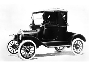 1917 Ford Model T - owned by  Zadah of Zadah.com