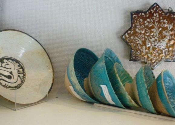 Islamic Bowls Khorasan - P1020039