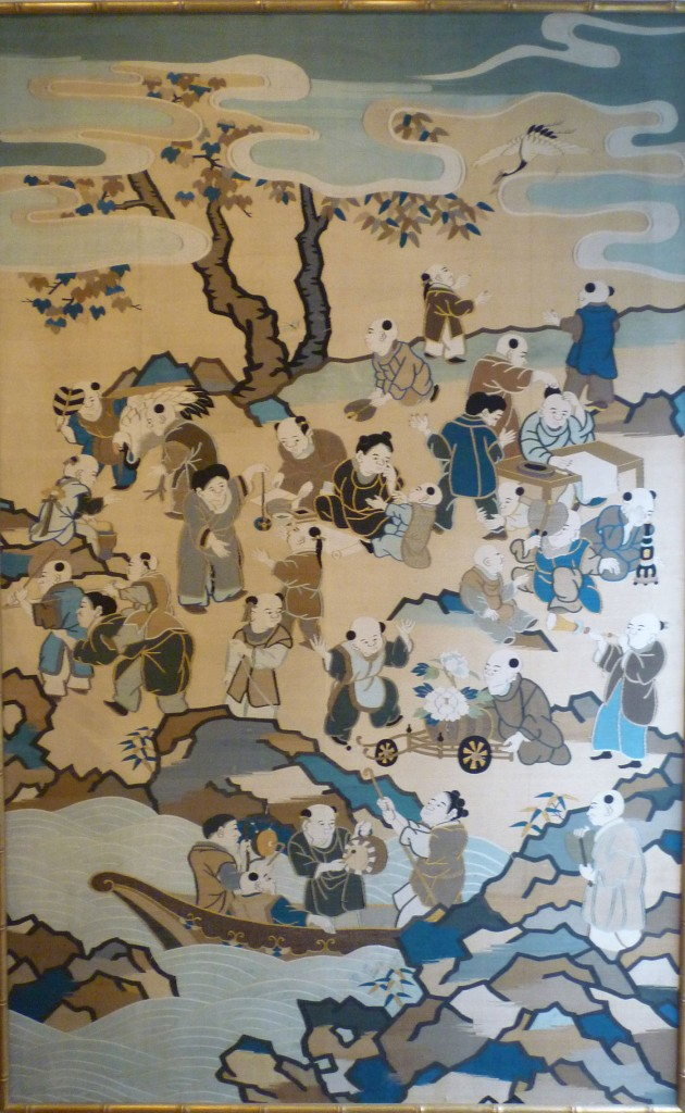 18/19th Century Japanese Kesi