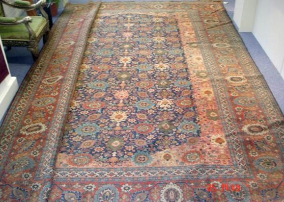 Tabriz Carpet - C0360