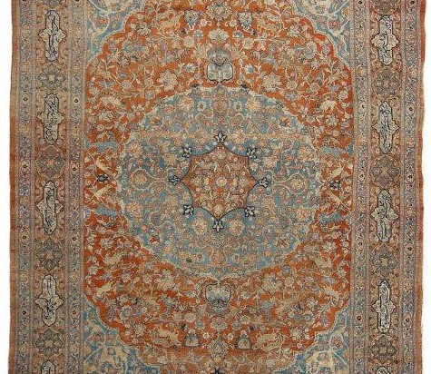 Tabriz Decorative Carpet - co461