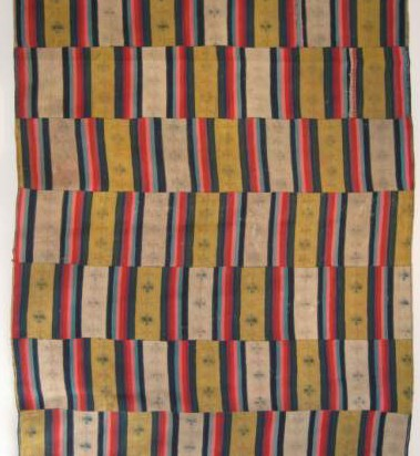 Tibetan Pangden Apron - co472